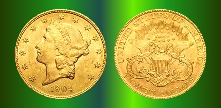 U.S.Gold Double Eagles